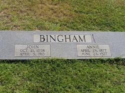 John Osborn Bingham