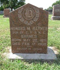 Howard M Barnes