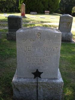 Lillie M. <i>Fink</i> Jeffcoat