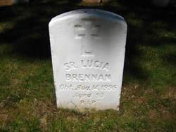 Sr Lucia Brennan