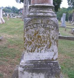 Mary T. Hine