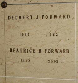 Beatrice B. <i>Bussis</i> Forward