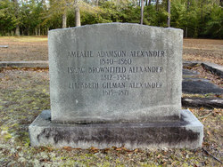 Elizabeth <i>Gilman</i> Alexander