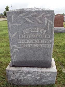 Thomas D Bartholomew