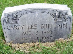 Carey Lee Brittain