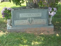 Nannie M Stephenson