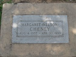 Margaret <i>Nelson</i> Cheney