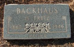 Herman Fritz Backhaus