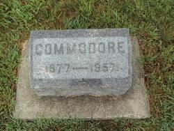 Commodore Cox