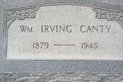 William Irving Canty