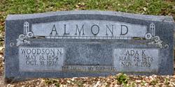 Ada K. <i>Burns</i> Almond