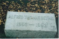 Alfred Thomas Bethel