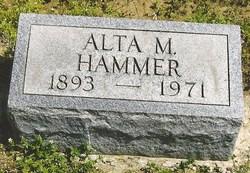 Alta M <i>Noce</i> Hammer