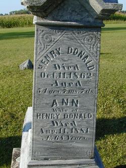 Henry Donald