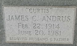 James Curtis Andrus