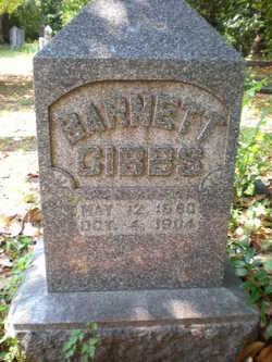 Barnett Gibbs