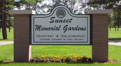 Sunset Memorial Gardens Cemetery