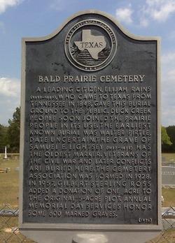 Bald Prairie Cemetery