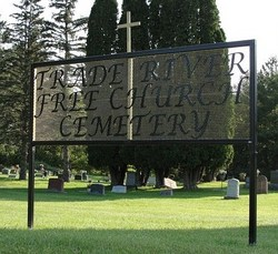 Trade River Evangelical Free Church Cemetery