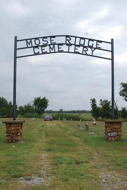 Mose Ridge Cemetery