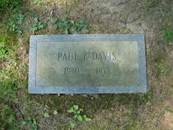 Paul F. Davis