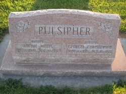 Archie Wells Pulsipher