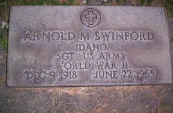 Arnold M. Swinford