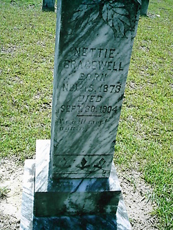 Nettie <i>Brantley</i> Bracewell