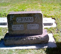 Arlyne Marian <i>Haugen</i> Grimm
