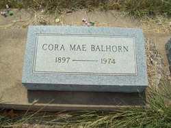 Cora Mae <i>Cammer</i> Balhorn