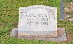Roy C Benton