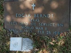 Edgar Berndt