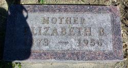 Elizabeth Katherine <i>Benner</i> Schessler