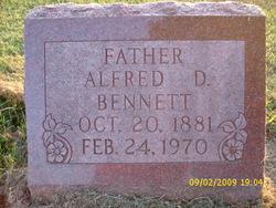 Alfred Douglas Bennett