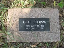 Ollie Byron Lohman