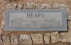Emma Josephine <i>Noyes</i> Heaps