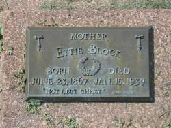 Ettie Leenerts <i>Oltman</i> Block