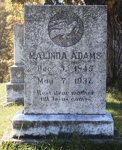 Malinda <i>Conner</i> Adams