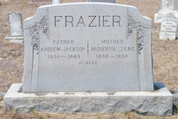 Andrew Jackson Frazier
