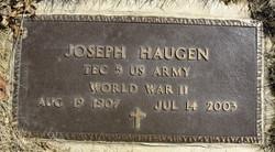 Joseph Haugen