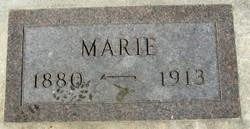 Marie <i>Bagstad</i> Haugen