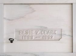 Elsie Vivian <i>Sherman</i> Clark