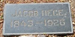 Jacob Hege