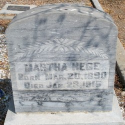 Martha Hege