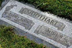 Bessie May <i>Barnhart</i> Moothart