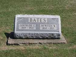 Gertrude C. <i>Cassell</i> Bates