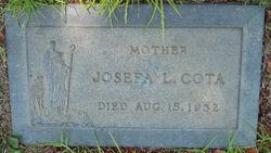 Josefina Josefa <i>Leon</i> Cota