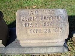 Maria <i>Schmeck</i> Borrell