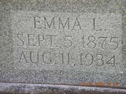 Emma <i>Linck</i> Benzenhafer