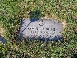 Samuel Barton Diehl